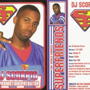 Profile picture for DJ SCORPIO