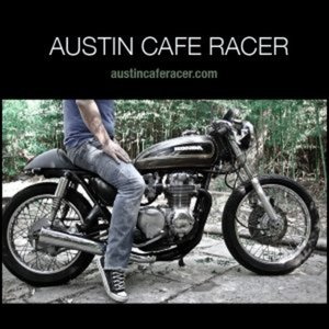 Profile picture for Austin CafeRacer