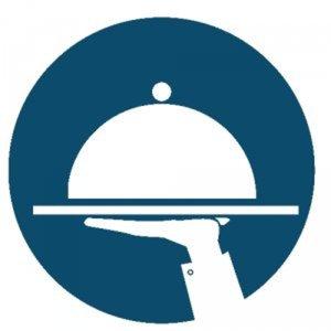 Risultati immagini per room service logo