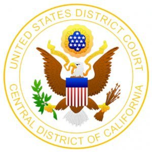 Profile picture for US District Court - Los Angeles