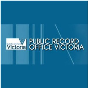 Profile picture for Public Record Office Victoria