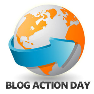 Profile picture for Blog Action Day