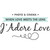 Jadore Love