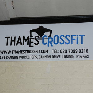 Profile picture for Thames CrossFit