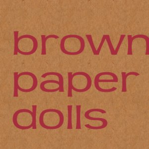 Profile picture for brown paper dolls