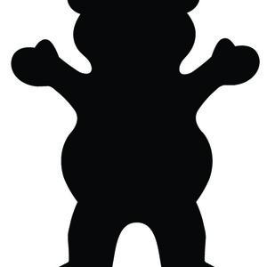 Bear Skateboard Logo