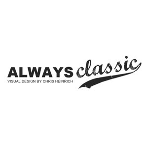 Profile picture for ALWAYS CLASSIC | VISUAL DESIGN