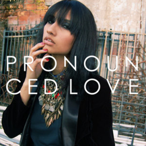 Profile picture for PRONOUNCED LOVE