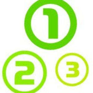 1 2 3 до: