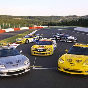 Profile picture for Corvette Motorsport