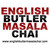 English Butler Masala Chai