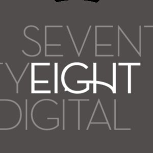 Profile picture for Seventyeight Digital