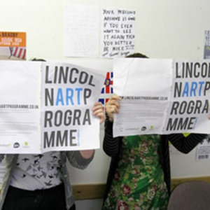 Profile picture for Lincoln Art Programme