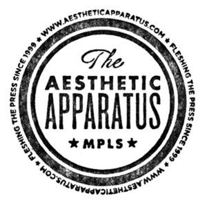 Aesthetic Apparatus logo stamp
