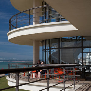 Profile picture for De La Warr Pavilion