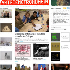 Profile picture for ArtSceneTrondheimTV