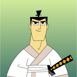 Profile picture for samurai jack