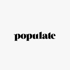 Profile picture for Populate - a film agency