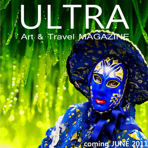 Profile picture for UlLTRA Art &amp; Travel Magazine