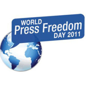 Profile picture for World Press Freedom Day 2011