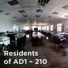 Residents of AD1-210