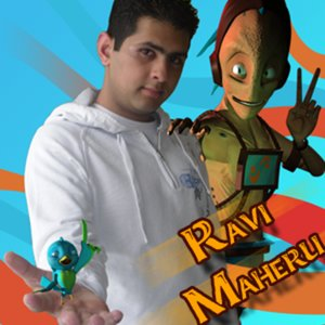 Profile picture for Ravi Maheru