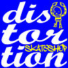 Distortion skateshop
