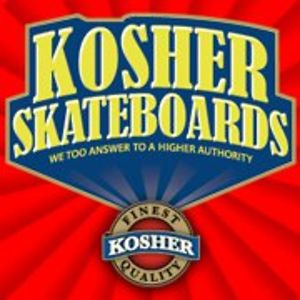 Profile picture for Kosher Skateboards