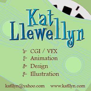 Profile picture for Kat Llewellyn