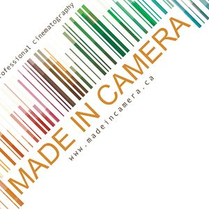 Profile picture for Made in Camera