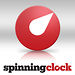 Spinning Clock