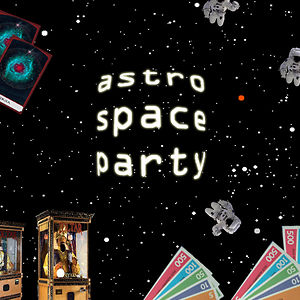 Profile picture for Astro Space Party