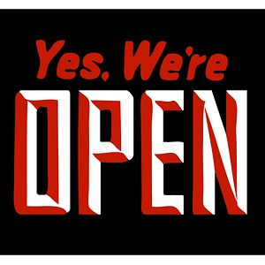Profile picture for Yes, We're Open