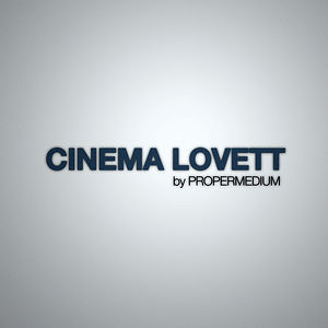 Profile picture for Cinema Lovett