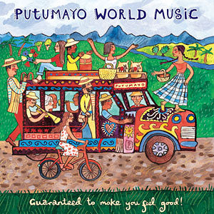 Profile picture for Putumayo World Music