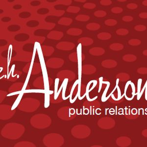 Profile picture for E.H. Anderson Public Relations