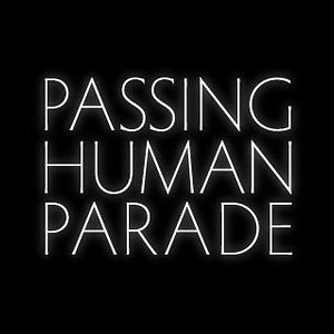 Profile picture for passing human parade