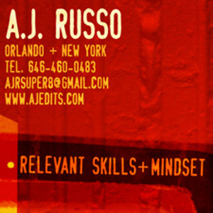 Profile picture for AJ Russo