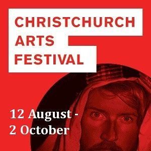 Profile picture for CHRISTCHURCH ARTS FESTIVAL