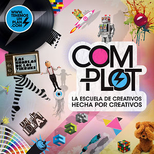 Profile picture for COMPLOT ESCUELA DE CREATIVOS
