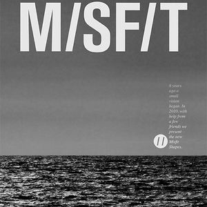 Profile picture for Misfit Shapes