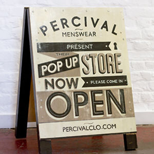 Profile picture for Percival Menswear