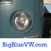 Big Blue VW