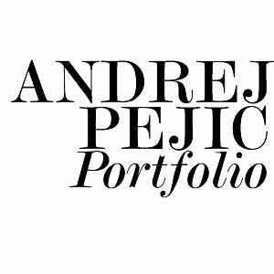 Profile picture for Andrej Pejic Portfolio