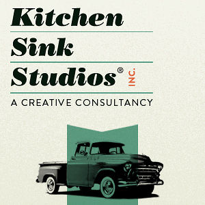 Profile picture for Kitchen Sink Studios ®, INC.