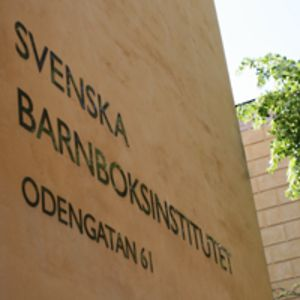 Profile picture for Svenska barnboksinstitutet