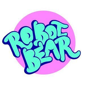 Profile picture for robot bear