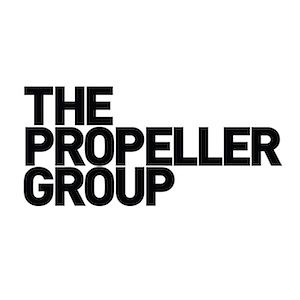 Profile picture for The Propeller Group