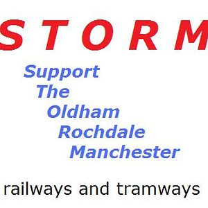 Profile picture for STORMrail
