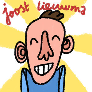 Profile picture for Joost Lieuwma